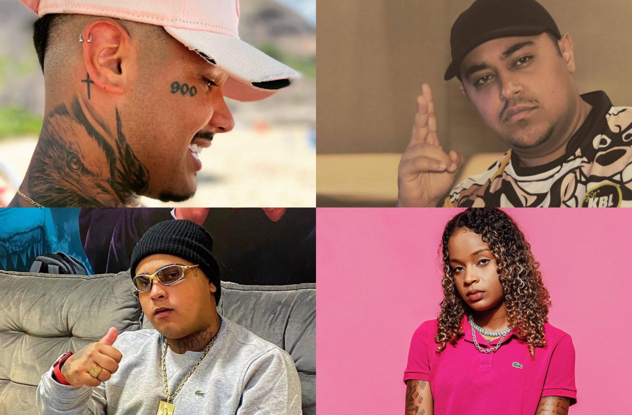 Perera DJ e DJ 900 preparam set com MC Dricka, MC Ryan SP e outros nomes