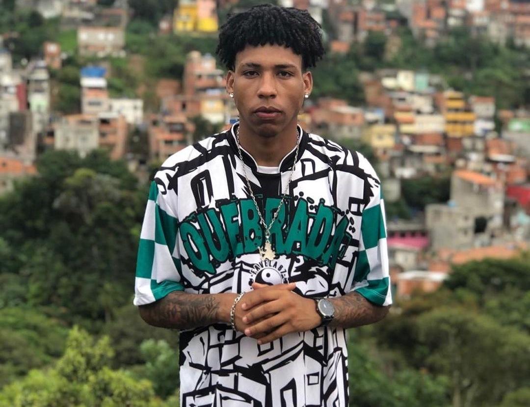 Cavalcante, do NGKS, é capa na Folha de S.Paulo em matéria sobre como o funk movimenta o comércio