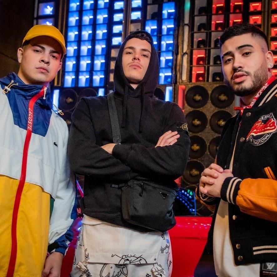 """""""Errada ela não tá"""", parceria de Kevinho, Jottapê e Aron Piper entra para o TOP 200 do Spotify"""