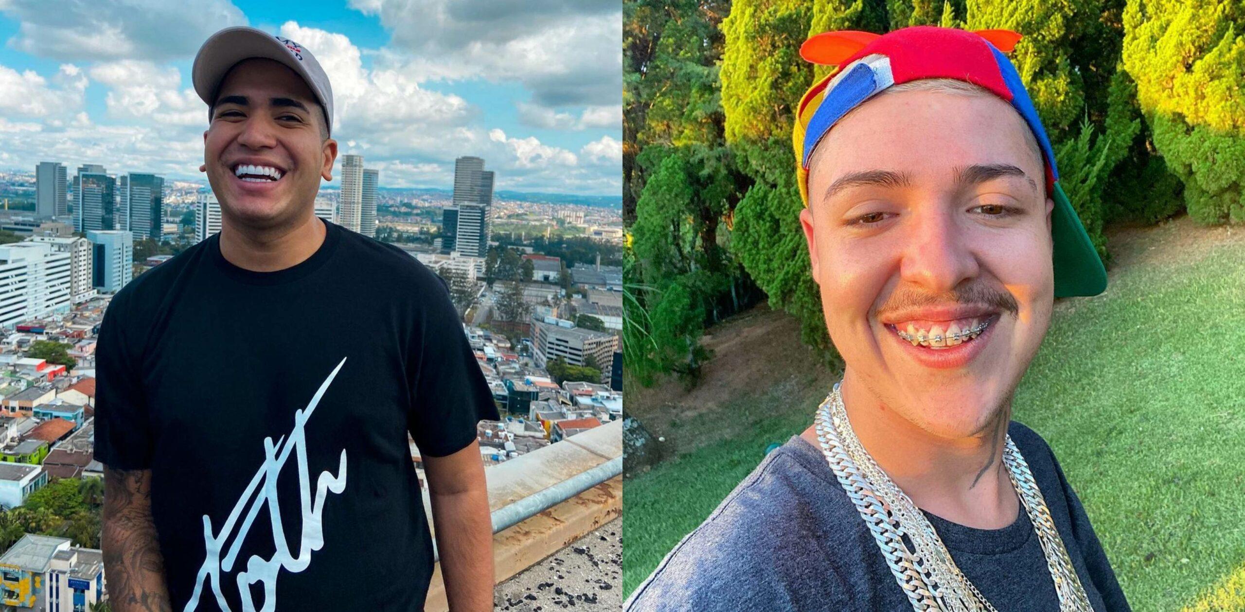 MC Lele JP convida Salvador da Rima para participar de som inspirado em sua relação com Kelly Araújo