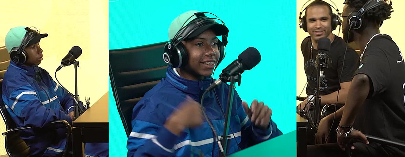 """MC Teteu fala sobre seu primeiro carro: """"Muitas pessoa fala que é velho"""""""