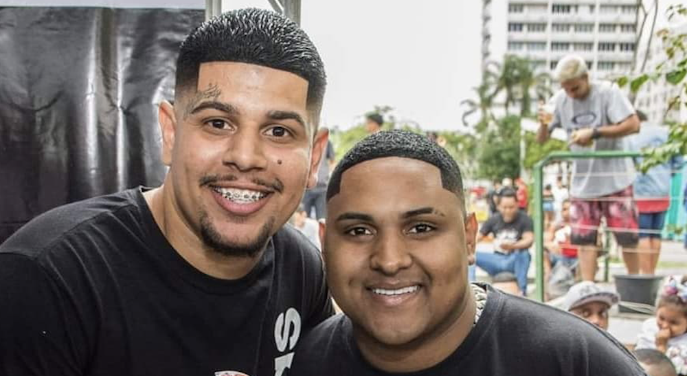 Conhecidos por mandar cortes tradicionais do Rio de Janeiro, Caio dos Cortes é barbeiro oficial de Kevin O Chris