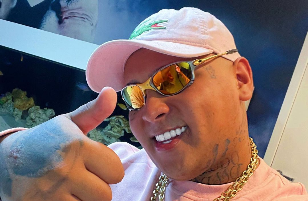 """MC Ryan SP lança o EP """"Hat-Trick do Tubarão"""""""