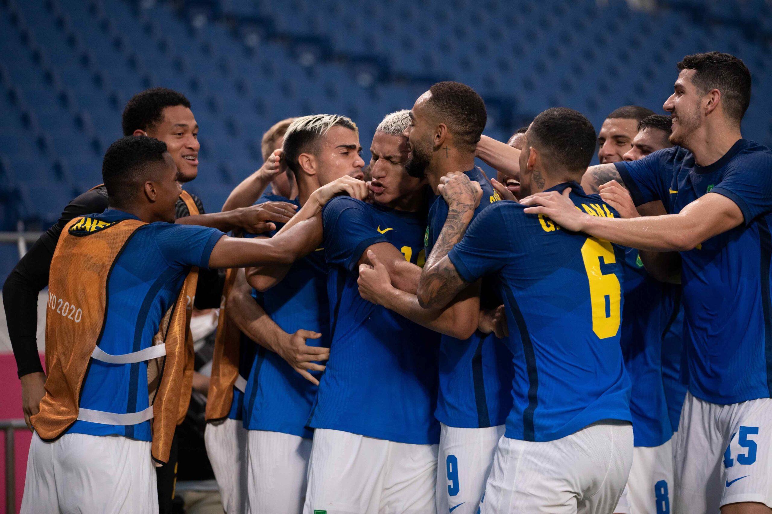 Brasil vence Árabia Saudita por 3×1 e avança às quartas de final
