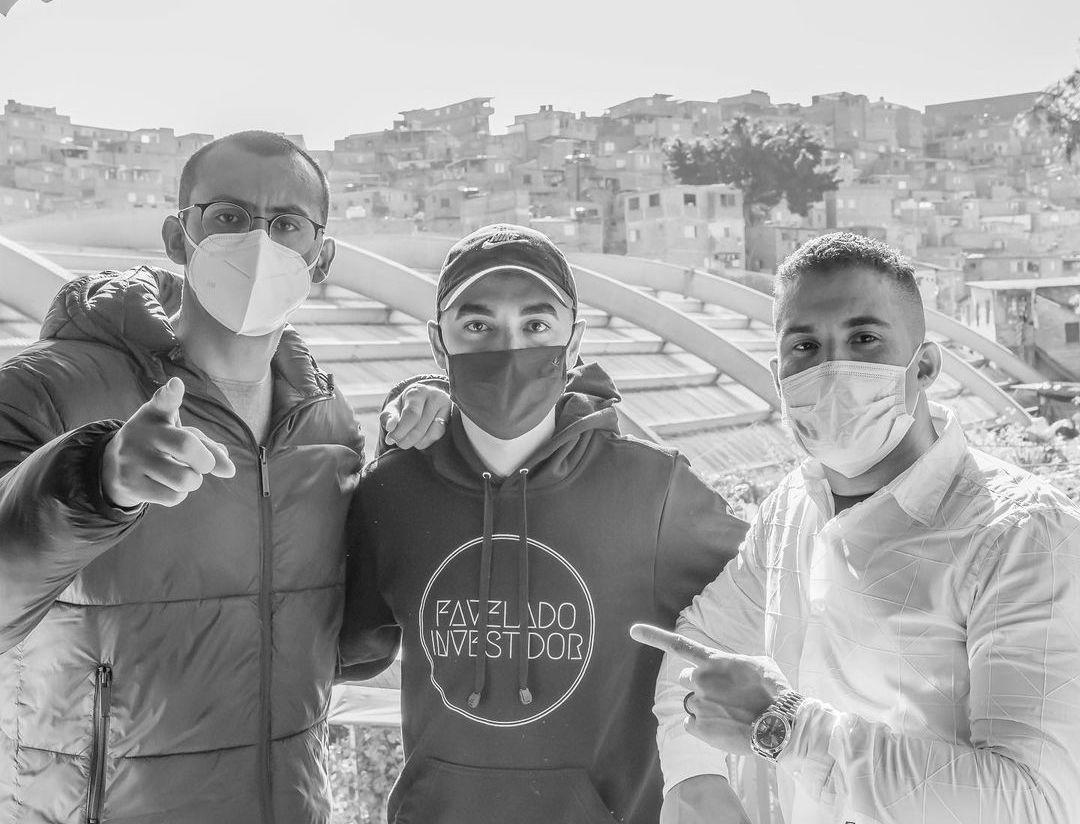 """Inscreva-se para o especial """"Das Favelas Para o Mundo"""", do TEDxSP"""