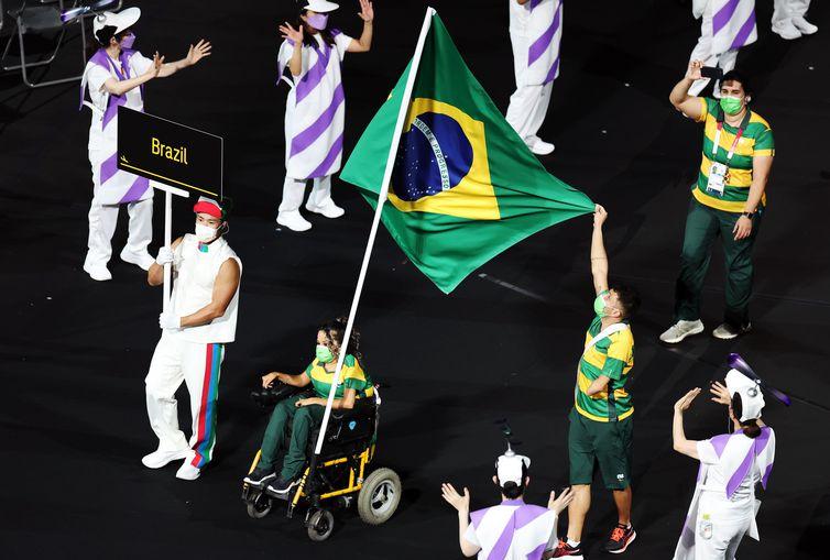 Jogos Paralímpicos de Tóquio iniciam oficialmente