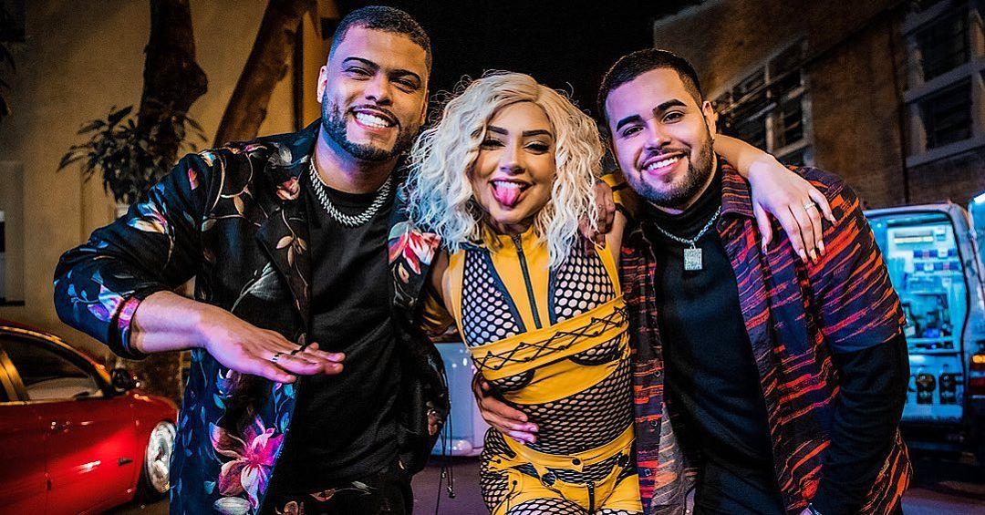 """Faça o pré-save de """"Pancadinha"""", single do DJ Yuri Martins, Tainá Costa e Jerry Smith"""