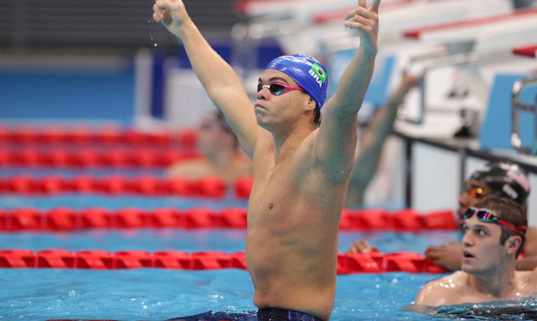 Paralimpíadas: Brasil conquista quatro medalhas na natação