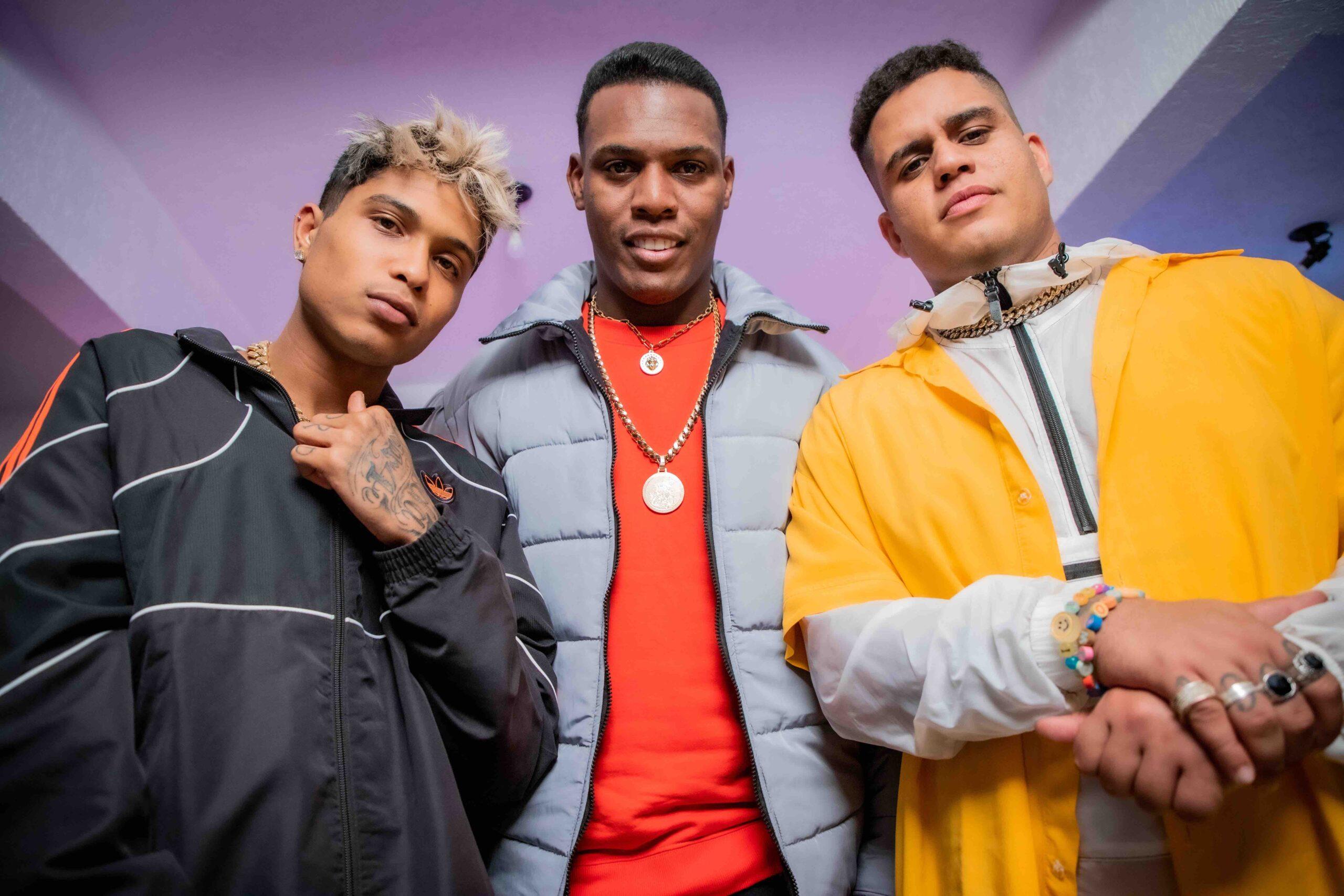 "Junior Lord está de volta com ""Rockstar"", parceria com MC Kekel e Gaab"