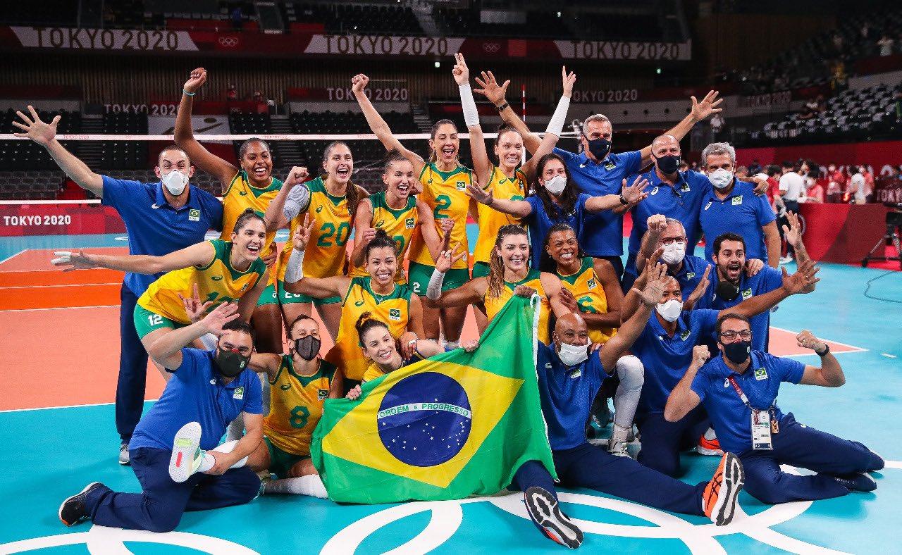 Olimpíadas: Recorde olímpico do Brasil, final garantida, e mais