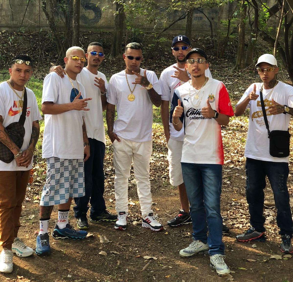 DJ Loirin se une com os MCs Menor ZL, Digo STC, Menor SP, Kaverinha, RN do Capão e GH Magrão para gravação de videoclipe