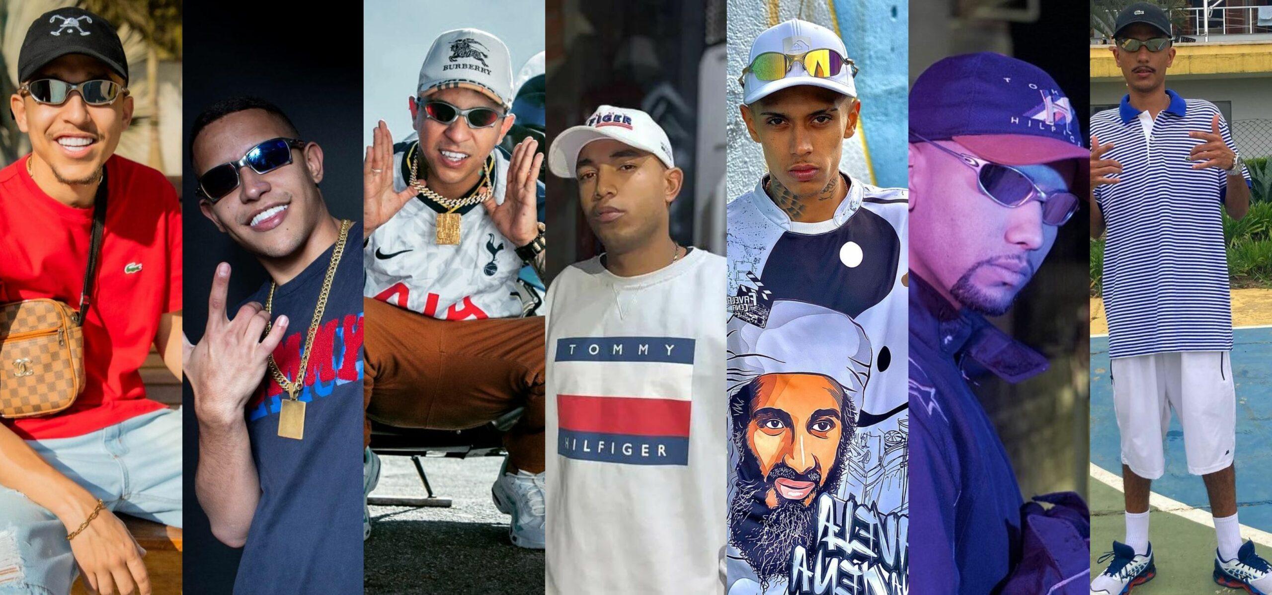 """DJ Lorin anuncia """"Bonde do DJ Loirin"""" com os MCs Menor ZL, Digo STC, Menor SP, Kaverinha, RN do Capão e GH Magrão"""