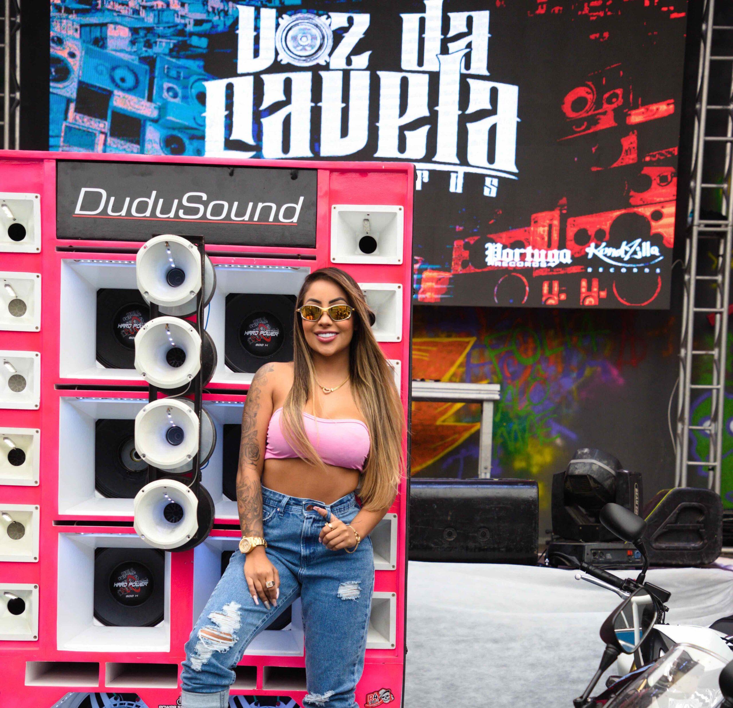 Com selo Voz da Favela Records, DJ Re24k une diversos MCs para SET