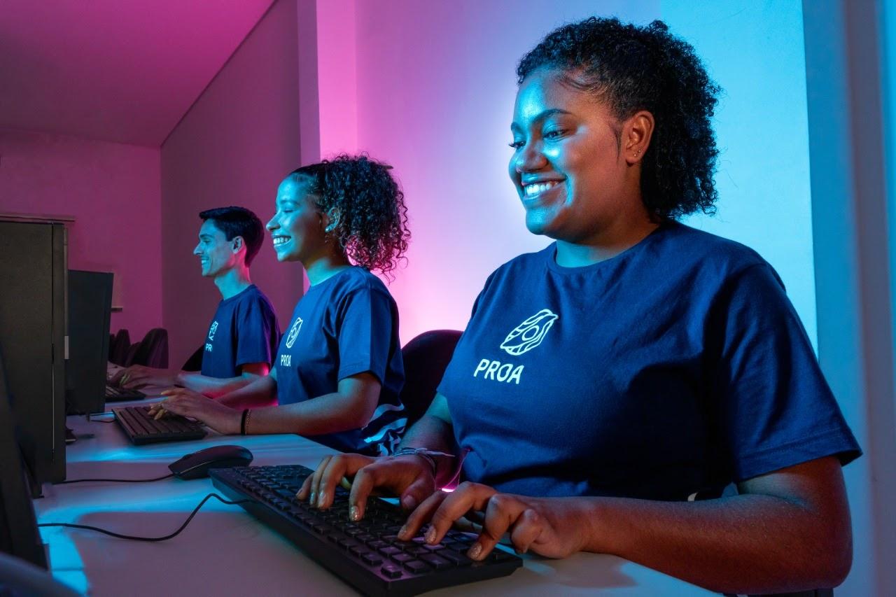 Instituto Proa abre 150 gratuitas vagas para capacitação profissional em tecnológica na grande São Paulo