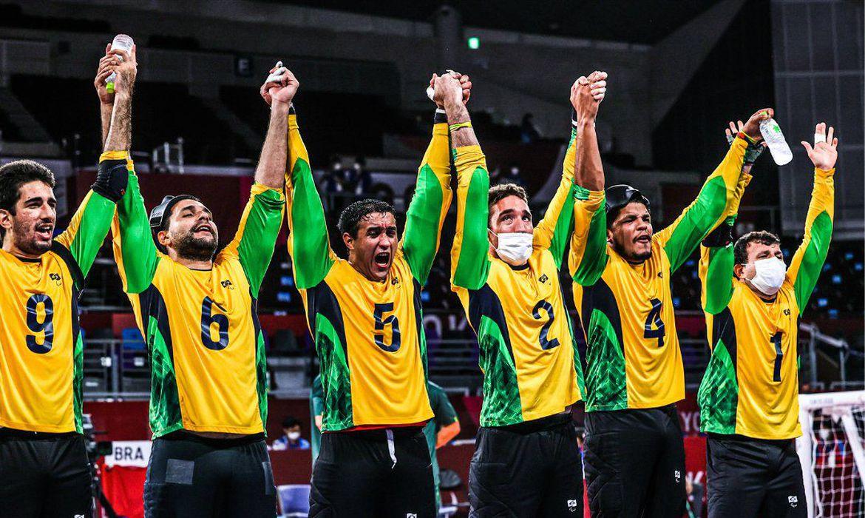 Paralímpiadas: Brasil conquista ouro inédito