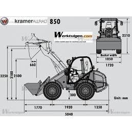 kramer-allrad-850-2 tuotekuva