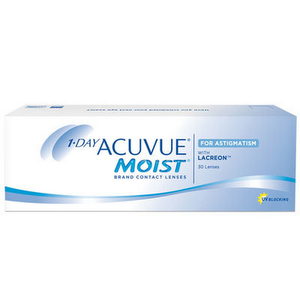 1 Day Acuvue Moist for Astigmatism 30er Packung