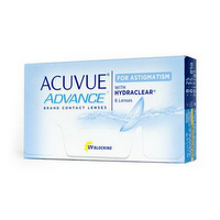 Acuvue Advance for Astigmatism Kontaktlinsen