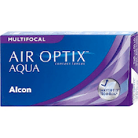 Air Optix Aqua Multifocal Kontaktlinsen