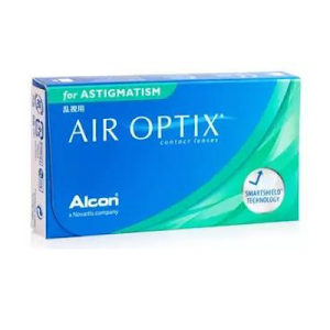 Air Optix for Astigmatism 3er Packung