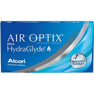Air Optix Plus HydraGlyde 3er Packung