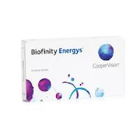 Biofinity Energys Kontaktlinsen