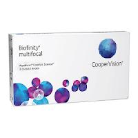 Biofinity Multifocal 3er Packung