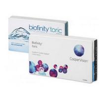 Biofinity Toric Kontaktlinsen