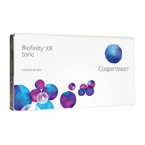 Biofinity XR Toric 3er Packung
