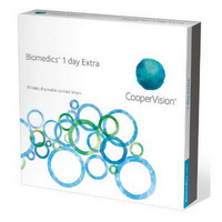 Biomedics 1 Day Extra 90er Packung