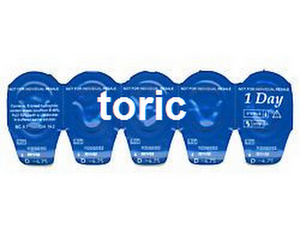 Biomedics 1 Day Extra Toric 5er Packung