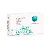 Biomedics 55 Evolution Kontaktlinsen