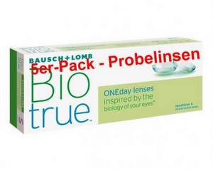 Biotrue ONEday 5er Packung
