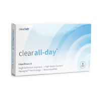 Clear All-Day Kontaktlinsen