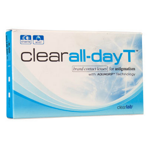 Clear All-Day T 6er Packung