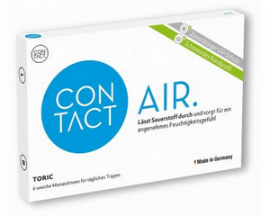 Contact Air Toric 6er Packung