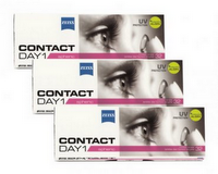 Contact Day 1 spheric 96er Packung