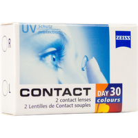 Contact Day 30 colours 2er Packung