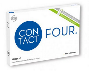 Contact Four Spheric 6er Packung
