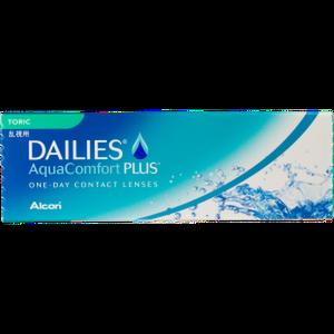 DAILIES AquaComfort Plus Toric 30er Packung