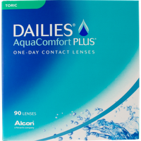 DAILIES AquaComfort Plus Toric 90er Packung