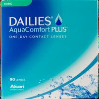 DAILIES AquaComfort Plus Toric Kontaktlinsen