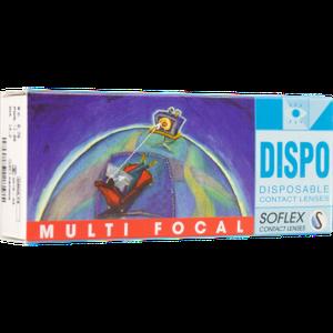 Dispo Multifocal 6er Packung