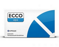 ECCO aqua 6er Packung