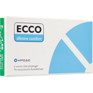 ECCO silicone comfort 6er Packung