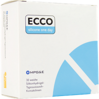 ECCO silicone one day 30er Packung