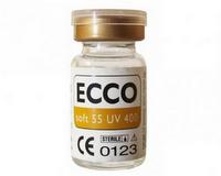 ECCO soft 55 UV 400 Kontaktlinsen