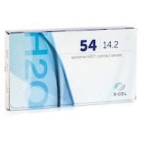 Extreme H2O 54 % Kontaktlinsen