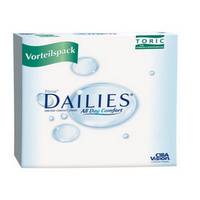 Focus Dailies All Day Comfort Toric 90er Packung