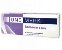 ONS MERK Balance 1-Day 30er Packung